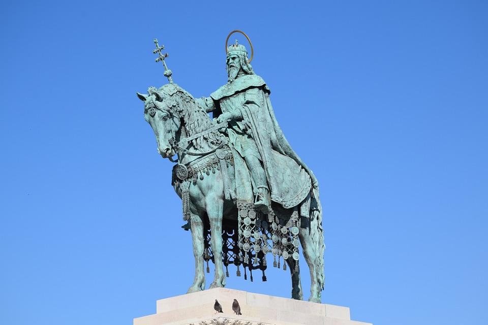 Ungarn, Hungary, Buda, Budapest, St Stephen's, St