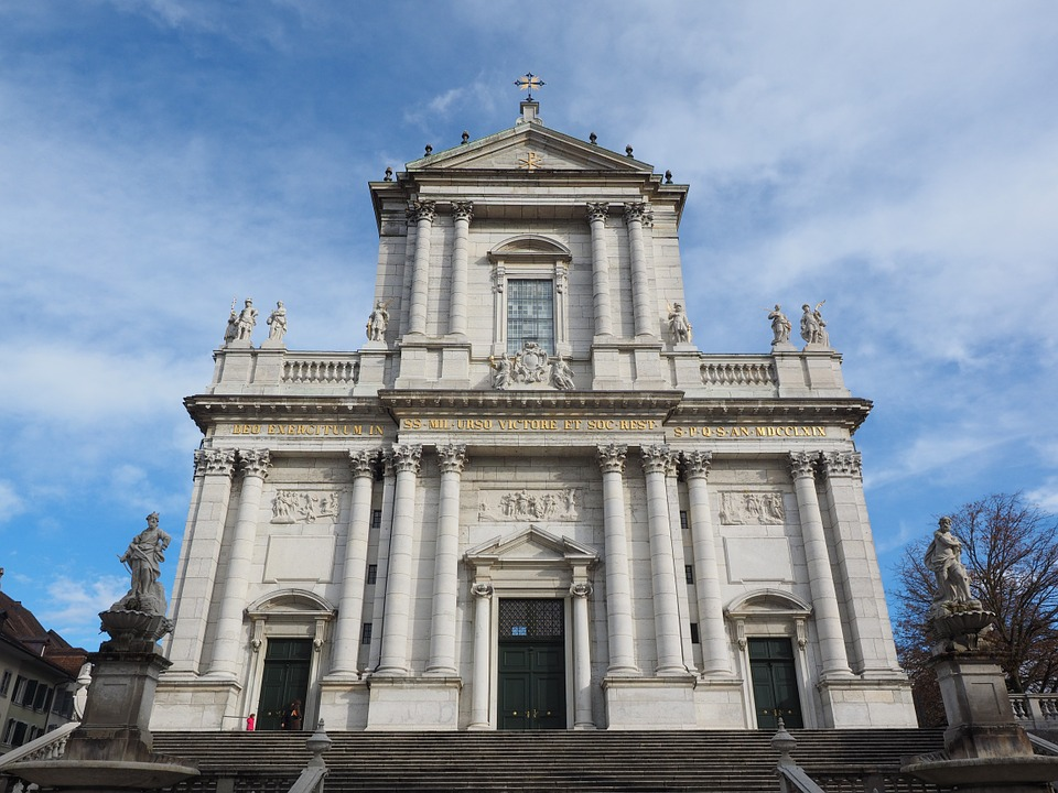 St Ursus Cathedral, Cathedral, Solothurn