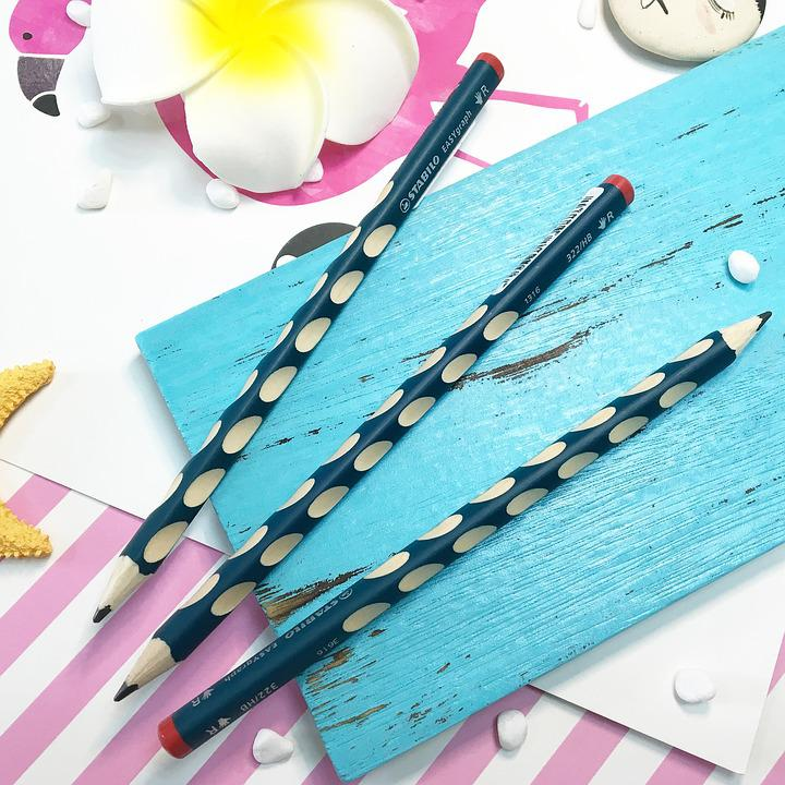 Stabilo, Stationery, Hold A Pencil Music Pencil