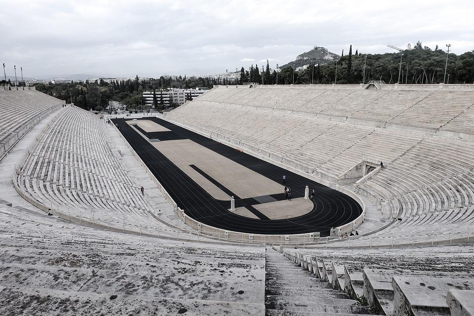 Stadium, Athens, Greece, Places Of Interest