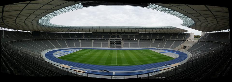 Olympic Stadium, Stadium, Berlin, Fussballstadtion