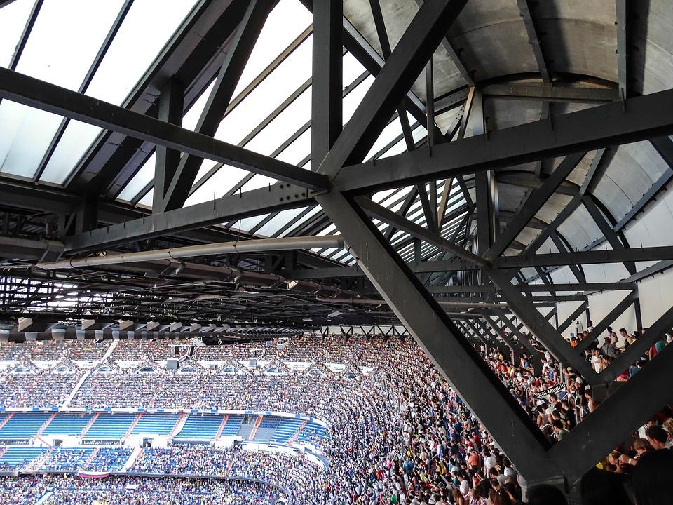Structure, Stadium, Construction, Architecture