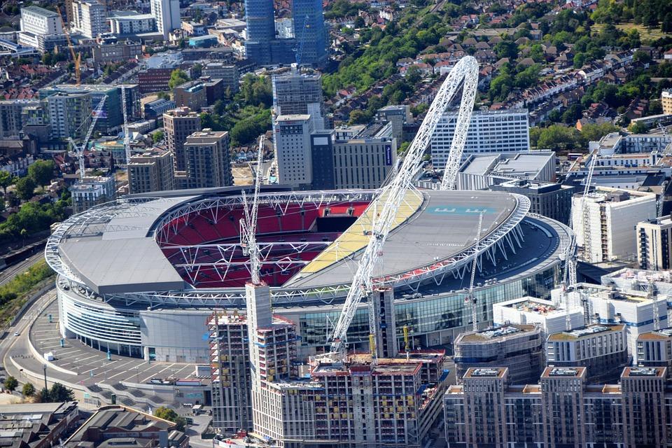 Wembley, Football, Stadium