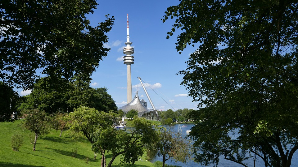 Olympic Park, Recreational Area, Destination, Stadiums