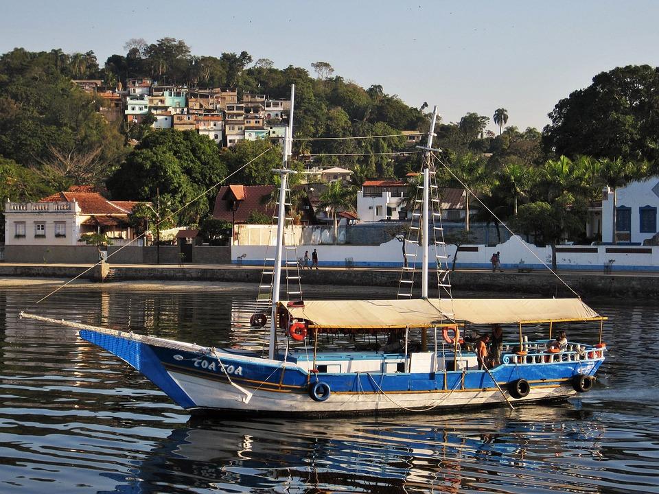 Paquetá Island, Stadtviertel Of Rio, Guanabara Bay