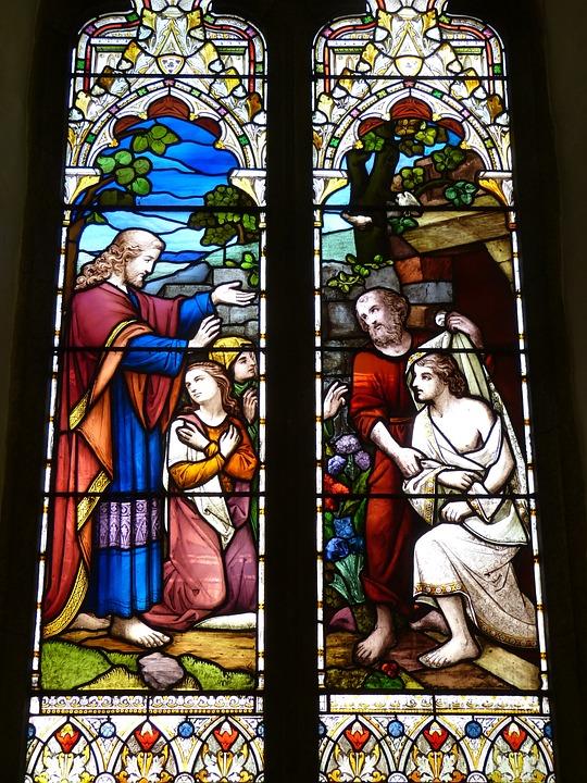 Window, Church Window, Church, Stained Glass, Glass