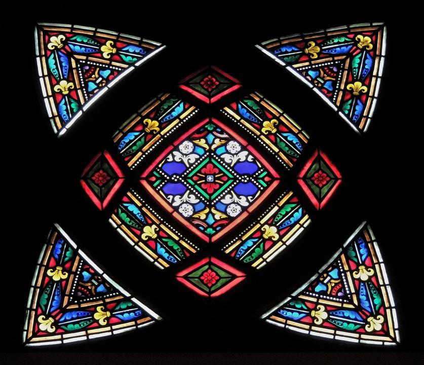 Stained Glass, Glass, Stained, Stained Glass Window