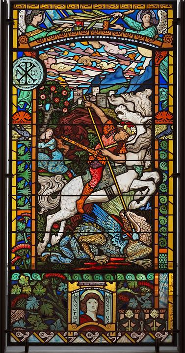Stained Glass Windows, Museum, Heritage