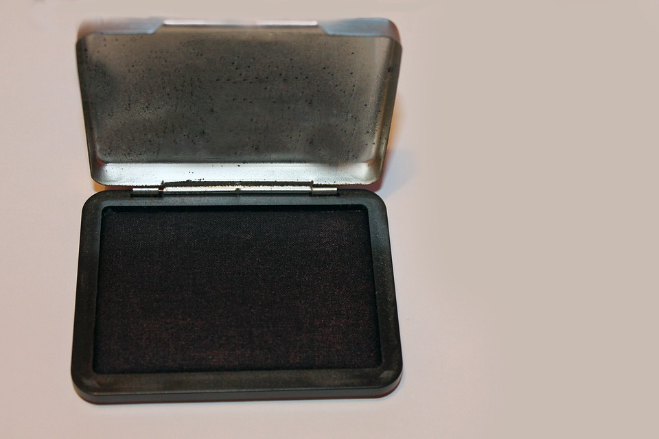 Stamp Pads, Stamp, Office