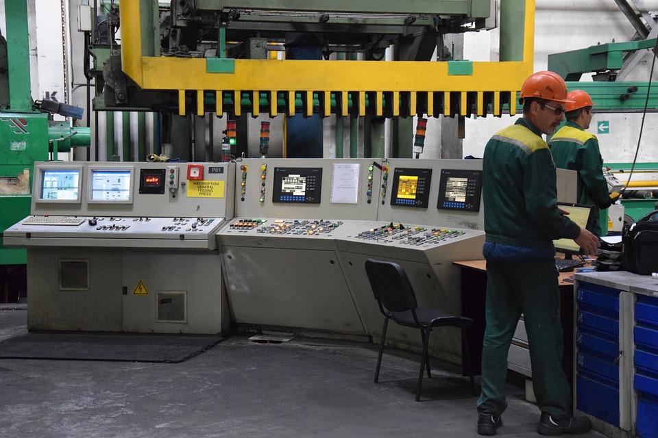 Plant, Aluminium, Production, Russia, Equipment, Stan