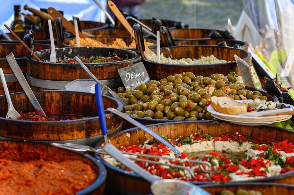 Market, Stand, Food, Fresh, Bio, Healthy, Delicious