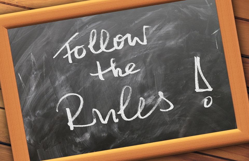 Board, Empty, Rule, Instruction, Command, Law, Standard