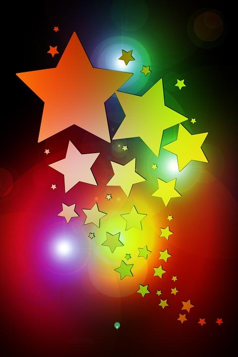Christmas, Star, Light, Advent, Decoration