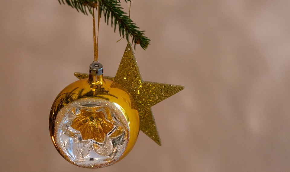 Christmas Decorations, Christmas Ornament, Star
