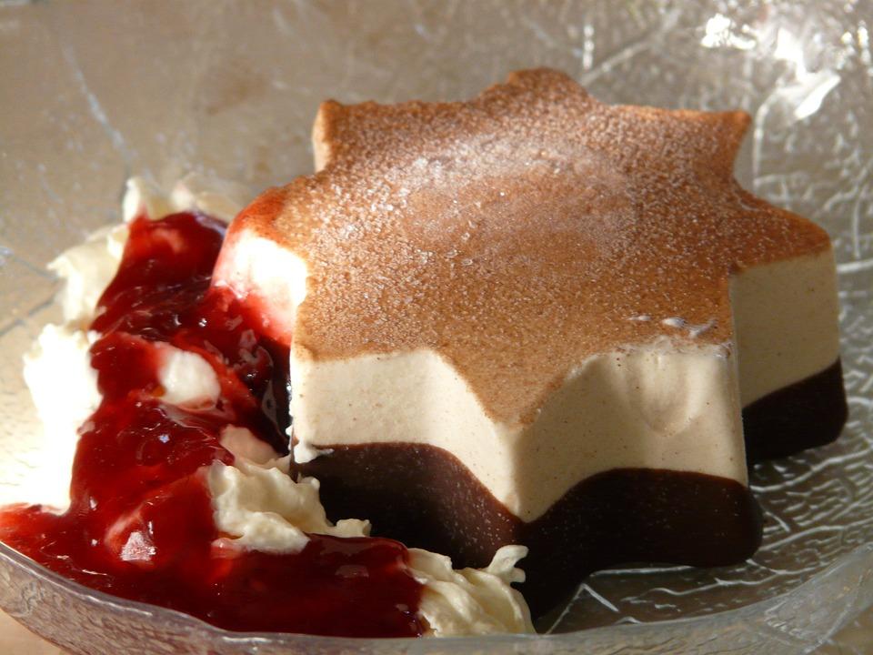 Dessert, Ice, Eat, Star, Sweet, Sweetness, Jam, Cream