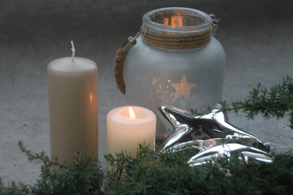 Advent, Christmas, Candles, Decoration, Light, Star