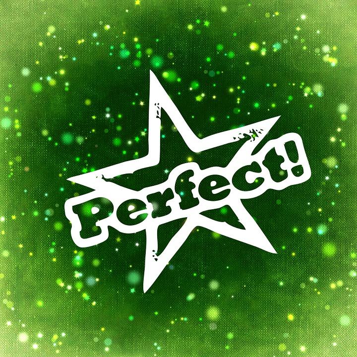 Perfect, Structure, Green, Star, Light Green, Pattern
