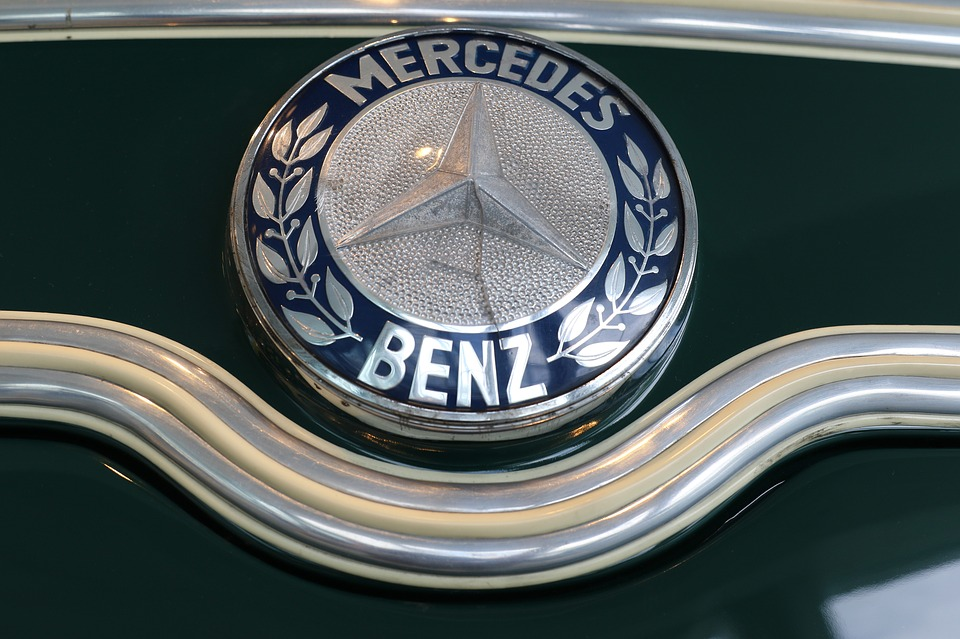 Star, Mercedes Benz, Car Brand, Oldtimer, Design, Oldie