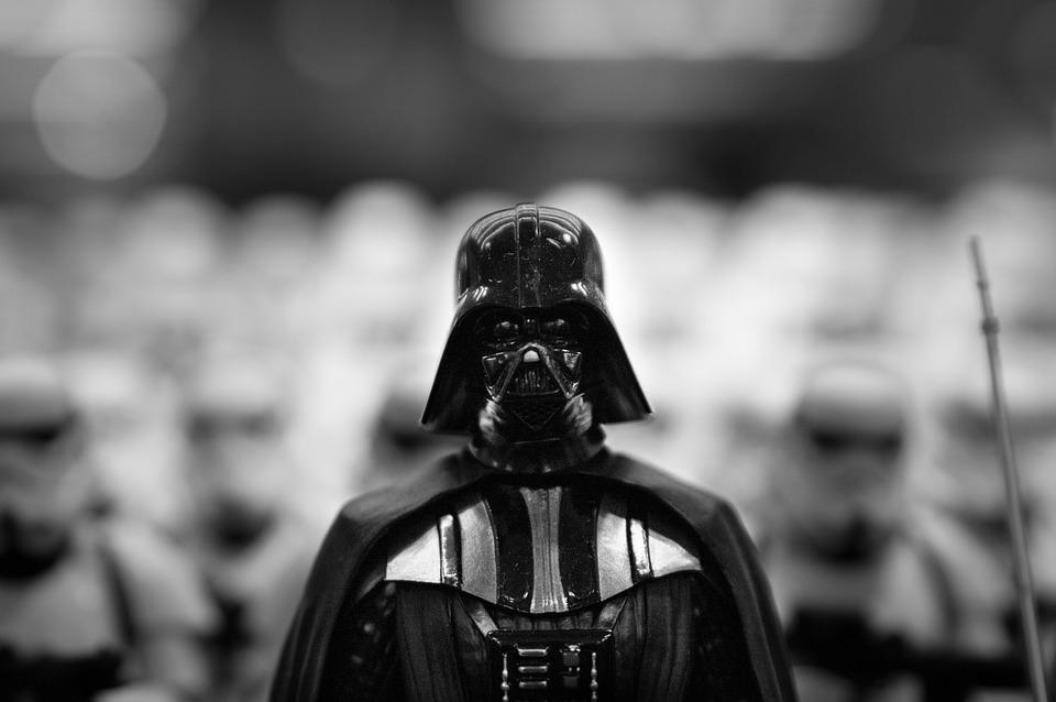 Darth Vader, Star Wars, Geek, Kotokukiya, Stormtroopers