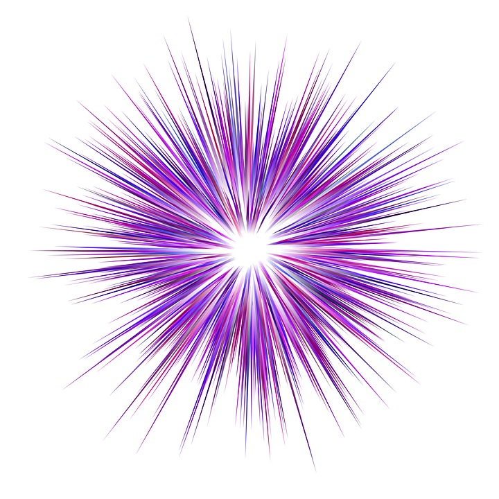 free photo starburst flash sparkler purple shiny blast max pixel