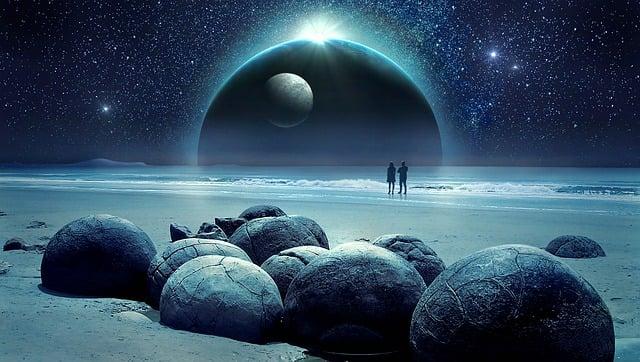 Fantasy, Space, Star, Universe, Starry Sky, Atmosphere