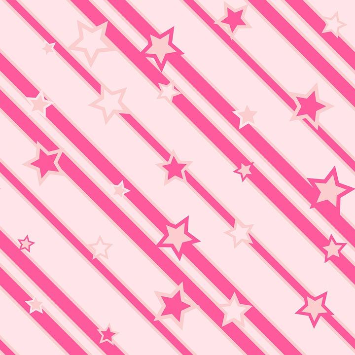 Stars, Digital Paper, Background, Lines, Pattern