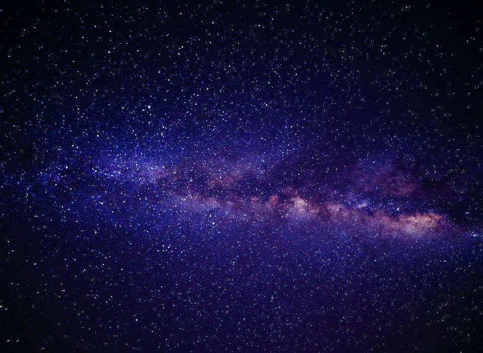Galaxy, Infinity, Milky Way, Orbit, Space, Stars