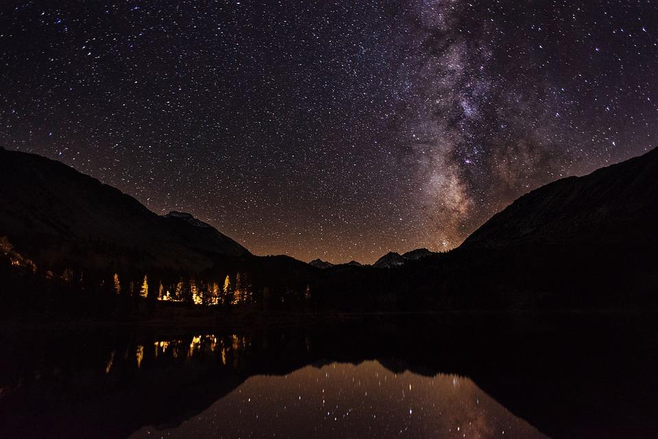 Stars, Galaxy, Astronomy, Sky, Night, Evening, Dark