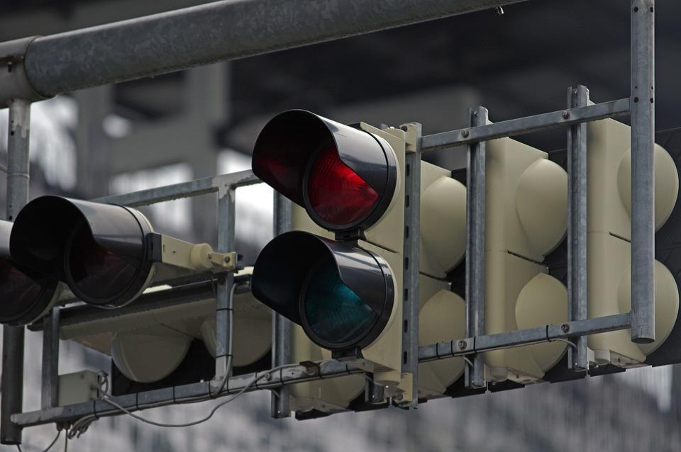 Traffic Lights, Start Light, Race Track, Motorsport