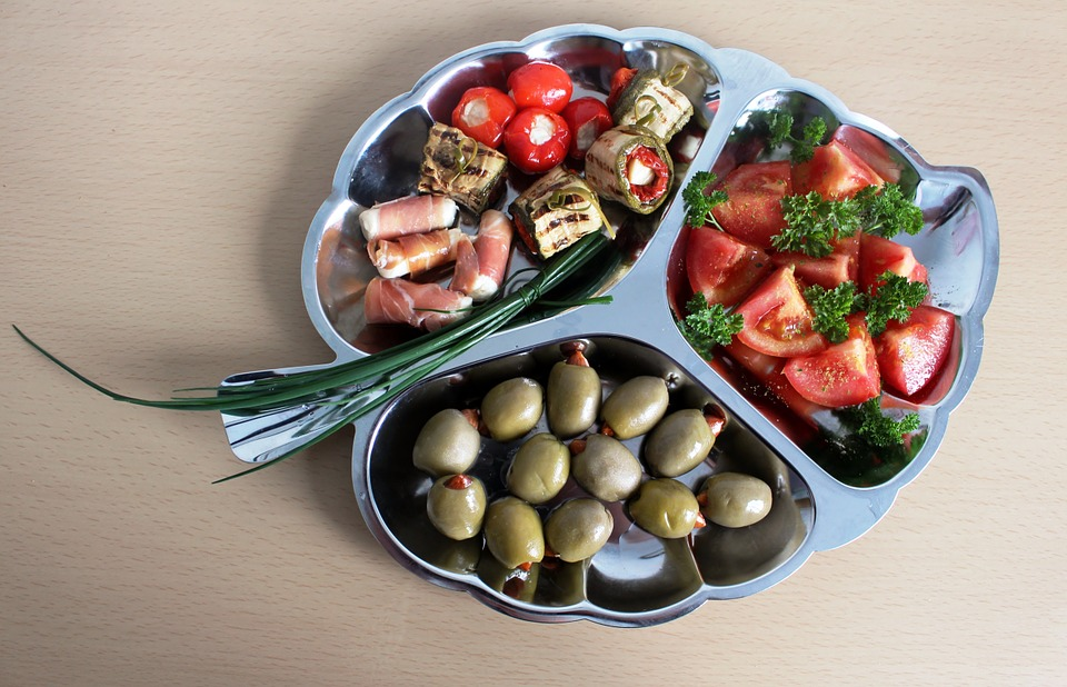 Starter, Olives, Eat, Mediterranean, Aperitif, Chunks