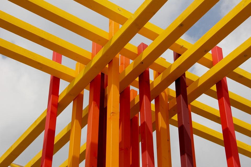 Art, State Garden Show, Bayreuth, Art Building