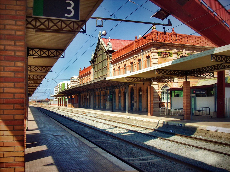 Station, Renfe, Almeria