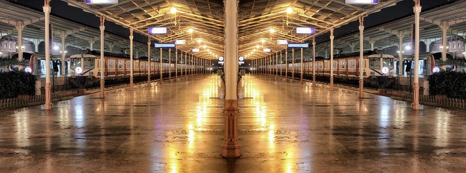Train Station, Train, Railway, Rail, Transport, Station
