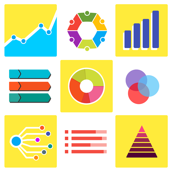 Statistic, Analytic, Diagram, Pie Chart, Infographic