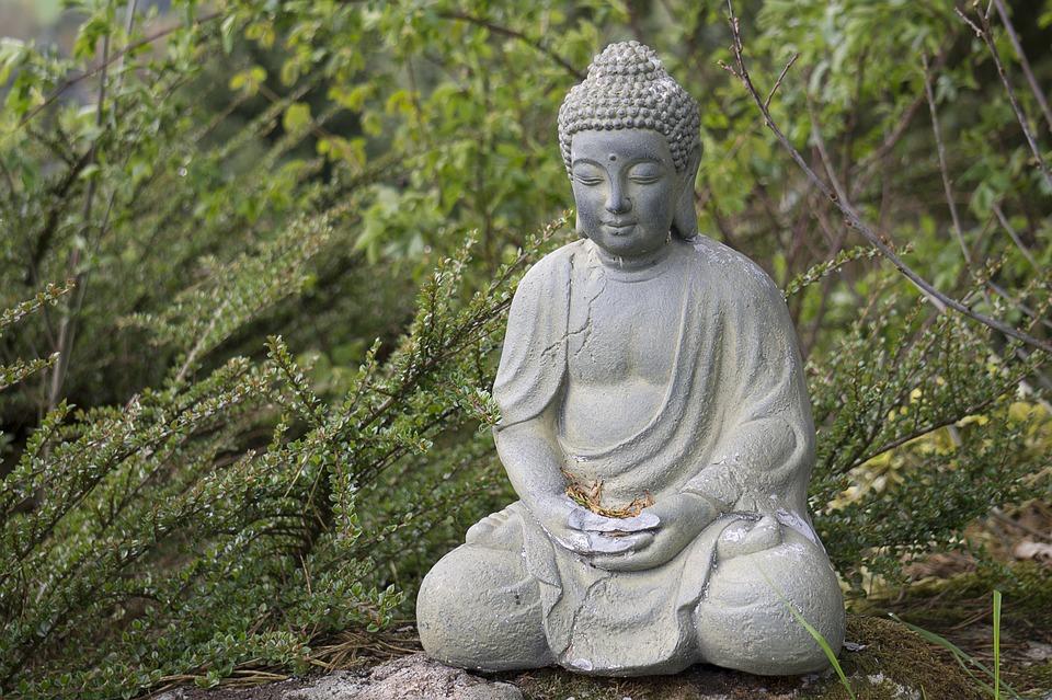 Buddha, Statue, China, Sculpture, Art, Buddhism