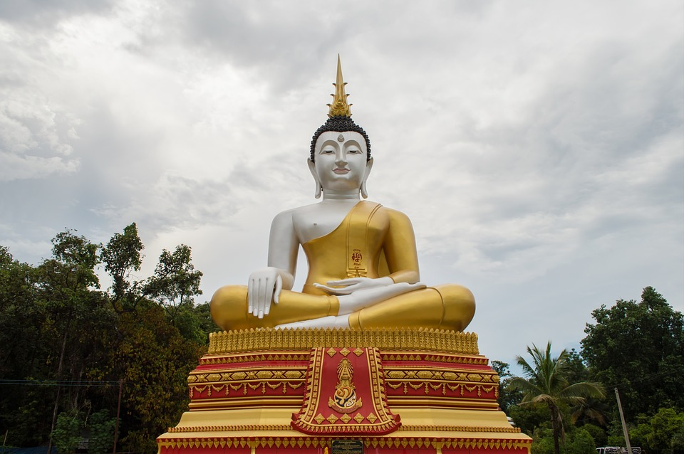 Buddha Statue, Soul, Religion, Asia, Statue, Religious