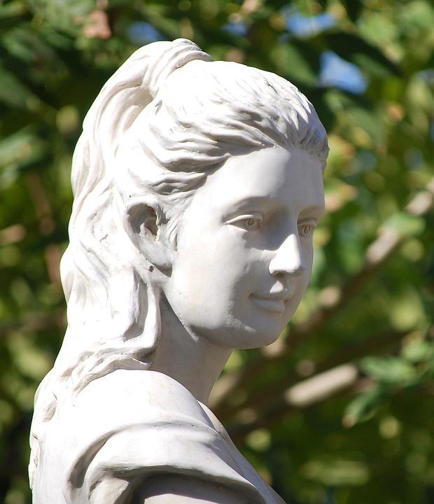 Goddess, Cast, Symbolism, Sculpture, Statue