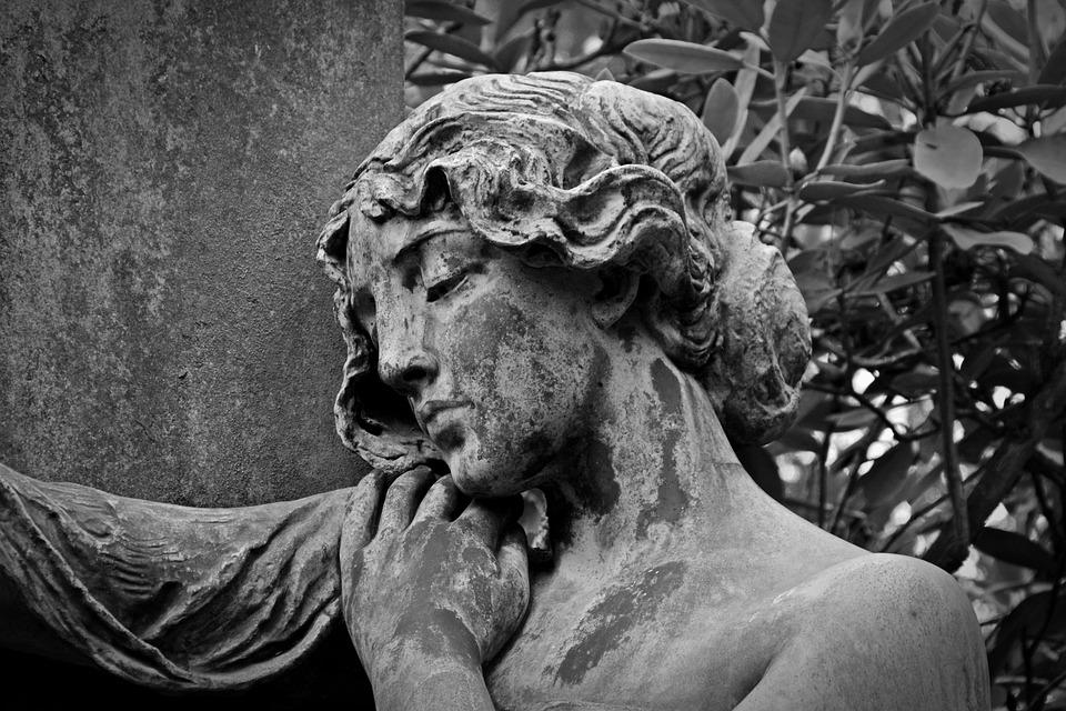 Statue, Fig, Sculpture, Woman, Art, Face