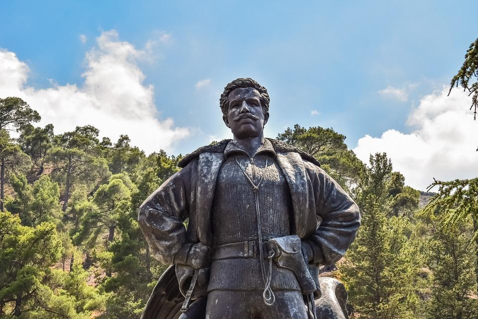 Statue, Monument, Memorial, Independence, War, Symbol
