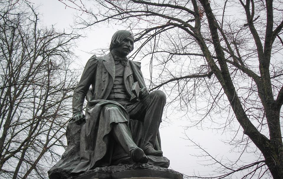 Sculpture, Statue, Monument, Monument To Gogol