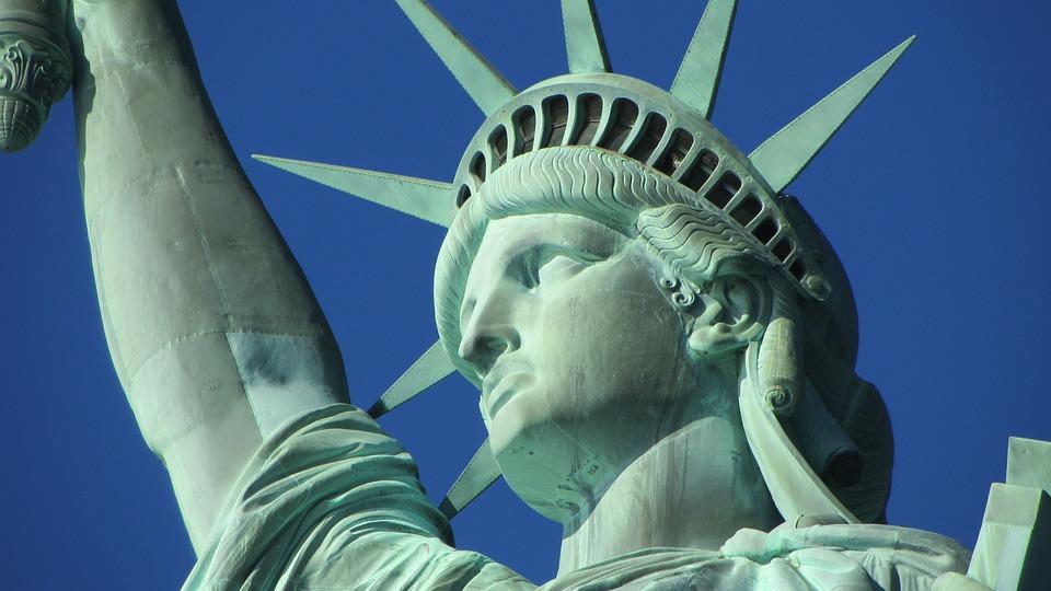Statue Of Liberty, New York, Ny, Nyc, New York City