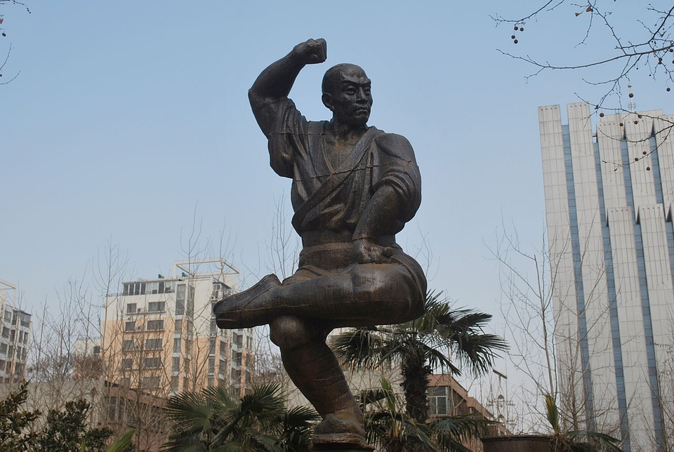 Statue, Pose, Bronze, Character, Figure, Posing