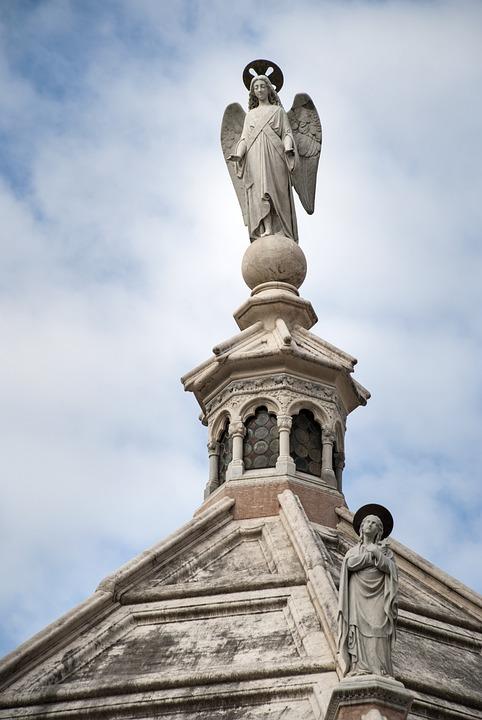 Architecture, Himmel, Statue, All, Religion, Church