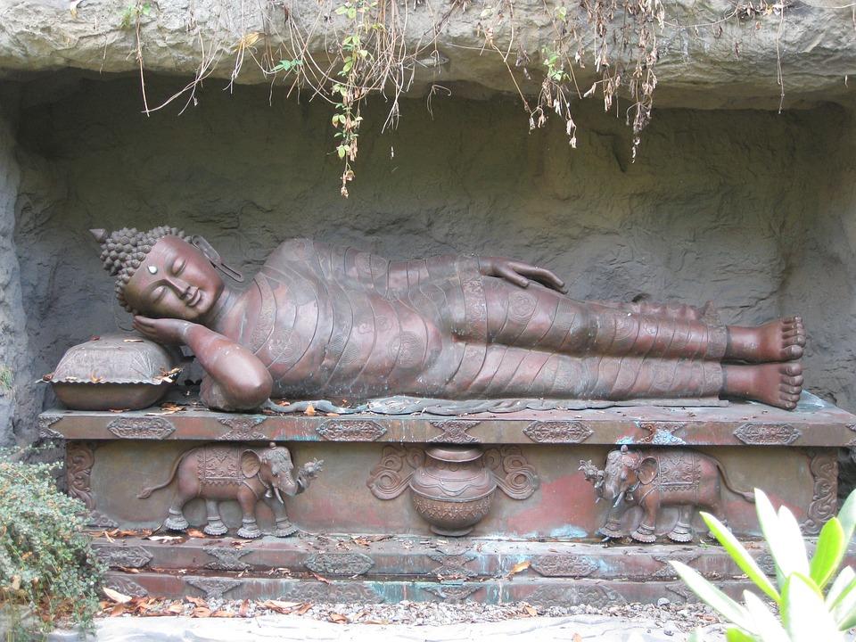 Buddha, Religion, Statue, Asia, Buddhism
