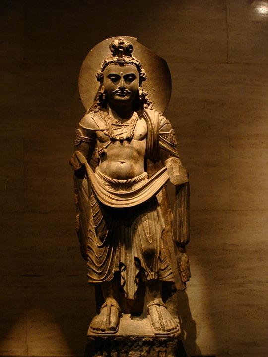 Statue, Buddha, Japan, Religion