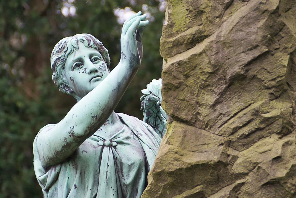 Sculpture, Metal, Statue, Figure