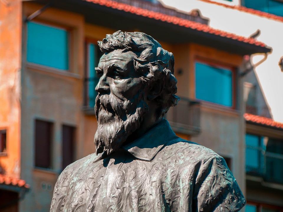 Sculpture, Statue, Travel