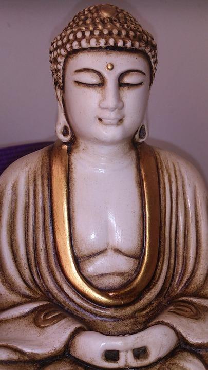 Buddha, Meditation, Spiritual, Statue, Zen, Monk