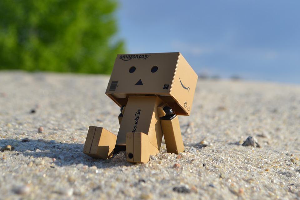 Danby, Toy, Statuette, Cardboard Man