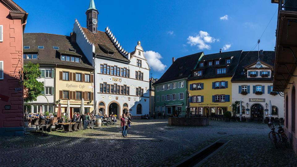 Staufen, Staufen Im Breisgau, Swim, Baden Württemberg